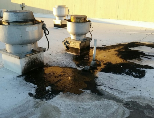 Grease containment Illinois hood cleaning service